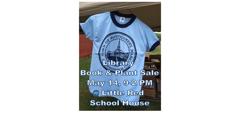 Library Book & Plant Sale